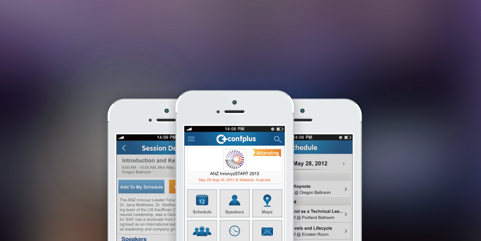 Conference Name Goes Mobile With ConPlus